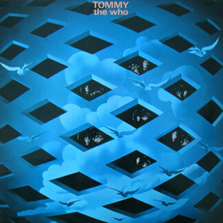 The Who - Tommy (2xLP, Album, RE, Tri)