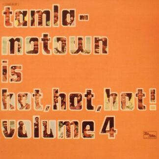 Various - Tamla-Motown Is Hot, Hot, Hot! Volume 4 (LP, Comp, Gat)