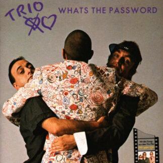 Trio - Whats The Password (LP, Album)