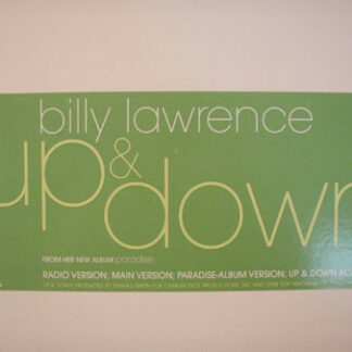 Billy Lawrence - Up & Down (12