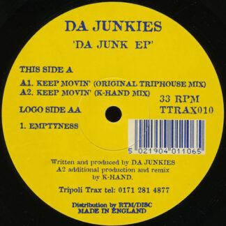 Da Junkies - Da Junk EP (12