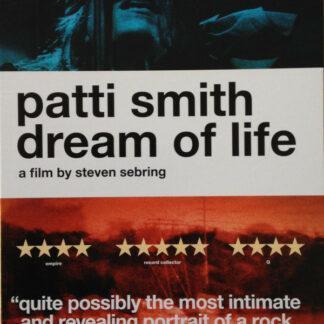 Patti Smith - Dream Of Life: A Film By Steven Sebring (DVD-V, PAL, Dig)