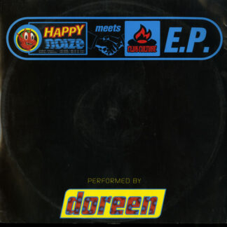 Doreen (2) - Happy Noize Meets Club Culture E.P. (12
