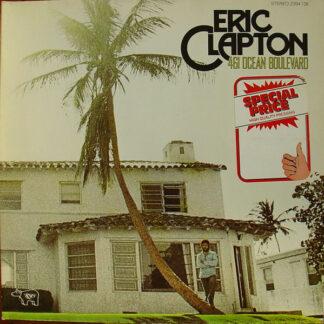 Eric Clapton - 461 Ocean Boulevard (LP, Album, RE, Gat)