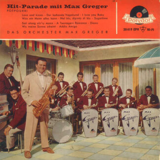 Das Orchester Max Greger* - Hit-Parade Mit Max Greger (7