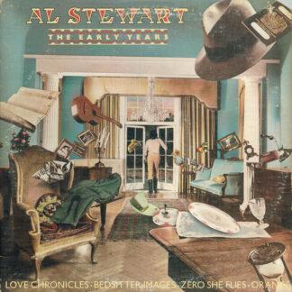 Al Stewart - The Early Years (2xLP, Comp)