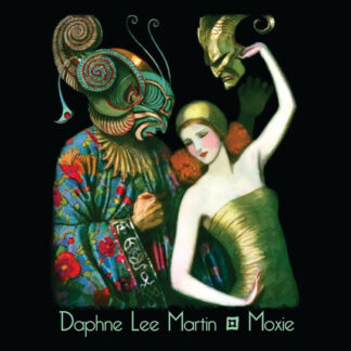 Daphne Lee Martin - Moxie (LP, Album)