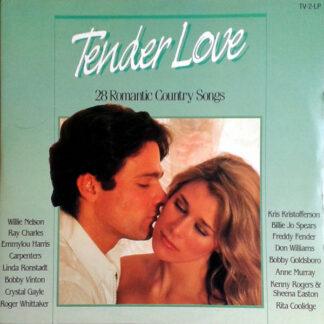 Various - Tender Love (28 Romantic Country Songs) (2xLP, Comp)