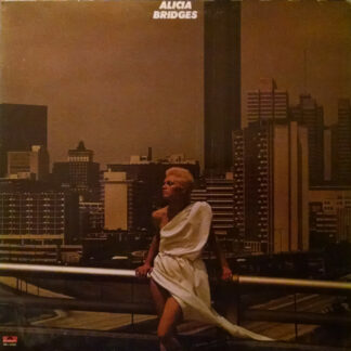 Alicia Bridges - Alicia Bridges (LP, Album, Ter)