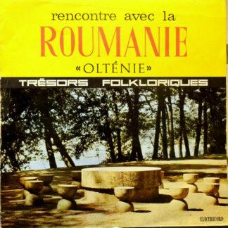 Various - Olténie (LP, Comp, Mono, RE)