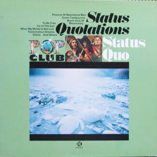 Status Quo - Status Quotations (LP, Comp)