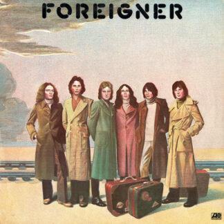 Foreigner - Foreigner (LP, Album, RE)