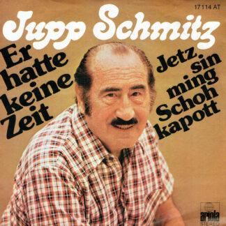 Jupp Schmitz - Er Hatte Keine Zeit (7