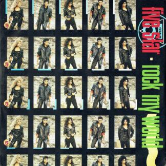 Five Star - Rock My World (12