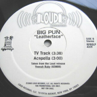 Big Pun* - Leatherface (12