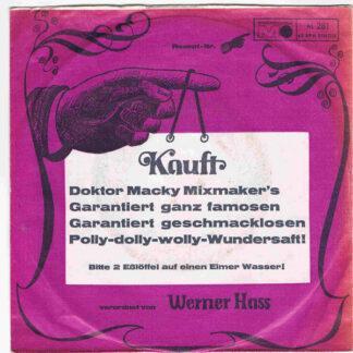 Werner Hass - Kauft Doktor Macky Mixmaker's Garantiert Ganz Famosen Garantiert Geschmacklosen Polly-Dolly-Wolly-Wundersaft! (7