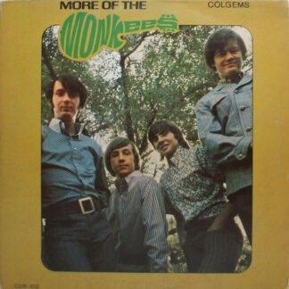 The Monkees - More Of The Monkees (LP, Album, Mono)