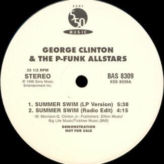 George Clinton & The P-Funk Allstars* - Summer Swim (12