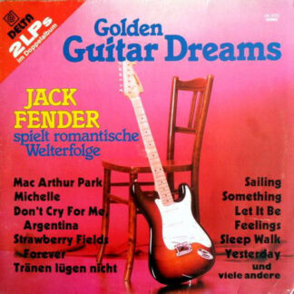 Jack Fender - Golden Guitar Dreams (2xLP, Album)
