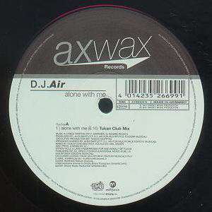 D.J.Air* - Alone With Me (12