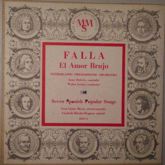 Falla* - El Amor Brujo | Seven Spanish Popular Songs (10