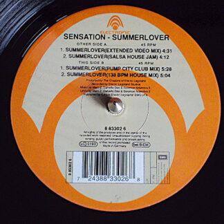 Sensation (6) - Summerlover (12