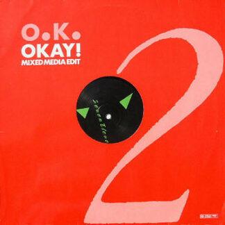 O.K. - Okay! (Mixed Media Edit) (12