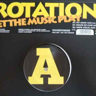 Rotation (2) - Let The Music Play (12
