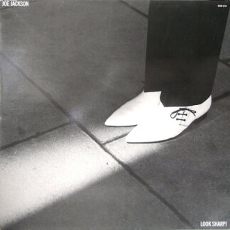 Joe Jackson - Look Sharp! (LP, Album, RE)