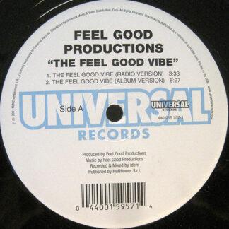Feel Good Productions - The Feel Good Vibe - E.P. (LP, Single)