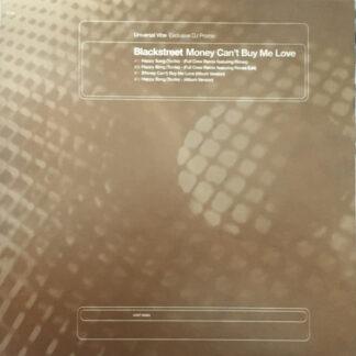 Blackstreet - Happy Song (Tonite) / (Money Can't) Buy Me Love (12