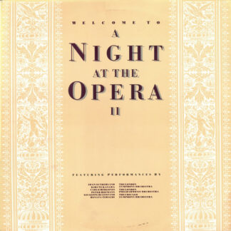 Various - Welcome To A Night At The Opera II (2xLP, Comp)