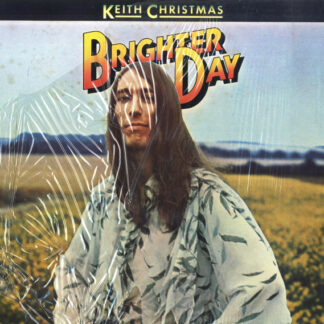 Keith Christmas - Brighter Day (LP, Album)