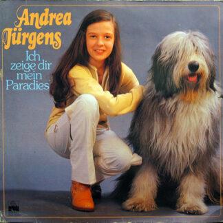 Andrea Jürgens - Ich Zeige Dir Mein Paradies (LP, Album, Club)