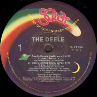 The Deele - Can U-Dance (12