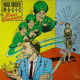 Roger Chapman And The Shortlist - Mail Order Magic (LP, Album)