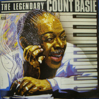 Count Basie - The Legendary Count Basie (LP, Comp)