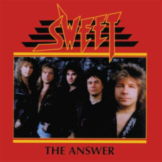 Sweet* - The Answer (2xLP, Album)