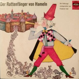 Friedrich Feld - Der Rattenfänger Von Hameln (7