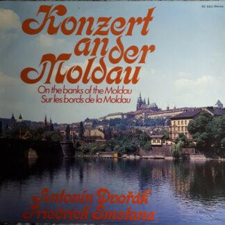 Antonín Dvořák, Bedřich Smetana, Karel Ančerl, Karel Šejna, Zdeněk Chalabala - Konzert an der Moldau (LP, Album)