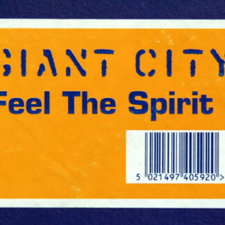 Giant City - Feel The Spirit (12