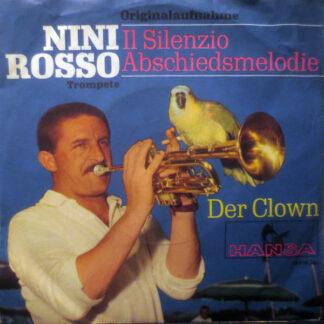 Nini Rosso - Il Silenzio (Abschiedsmelodie) / Der Clown (7