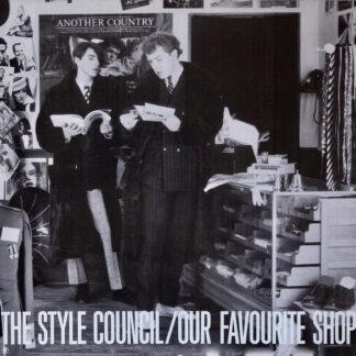 The Style Council - Our Favourite Shop (LP, Album, Wal)