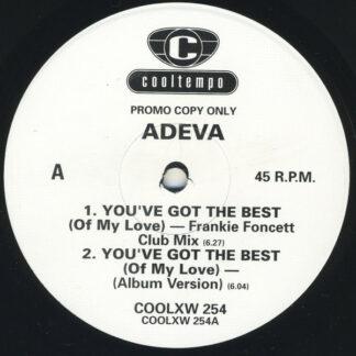 Adeva - You've Got The Best (Of My Love) (12
