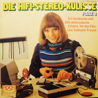 No Artist - Die Hifi-Stereo-Kulisse - Folge 2 (2xLP, Gat)