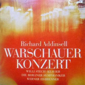 Richard Addinsell, Willi Stech, Die Berliner Symphoniker*, Werner Eisbrenner - Warschauer Konzert (7