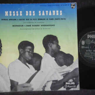 Robert Wedraogho, Chorales Africaine à Quatre Voix Du Petit Seminaire de Pabre - Messe Des Savanes (10