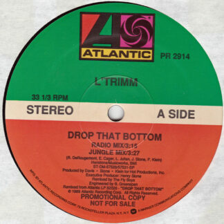 L'Trimm - Drop That Bottom (12