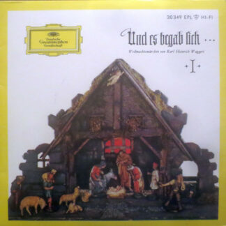Karl Heinrich Waggerl - Und Es Begab Sich ... (Weihnachtsmärchen Von Karl Heinrich Waggerl) (7