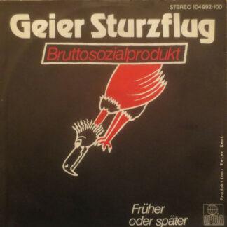 Geier Sturzflug - Bruttosozialprodukt (7